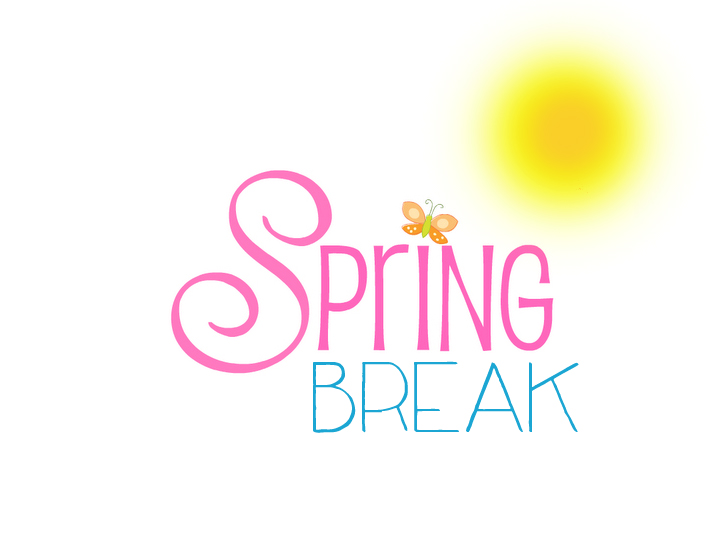 spring vacation clipart - photo #16